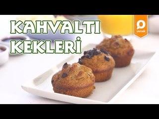 Meyve Suyu İle Renklenmiş Kahvaltı Kekleri Tarifi - Onedio Yemek - Kahvaltı Tarifleri