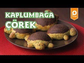 Kaplumbağa Çörek Tarifi - Onedio Yemek - Tatlı Tarifleri