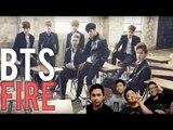 BTS | FIRE MV Reaction [4LadsReact]