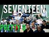 SEVENTEEN | Pretty U MV Reaction [4LadsReact]