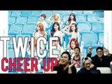 TWICE | CHEER UP MV Reaction #prayforkmoments [4LadsReact]