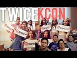 [4LadsReact] TWICE | KCON - Special Dance performance (Girl Crush)