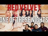 [4LadsReact] RED VELVET - One Of These Nights M/V