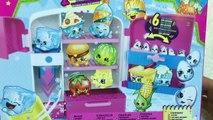 2. и Классно Холодильник Дети Дети ... Набор для игр Обзор время года так так так так SW Игрушки распаковка shopkins