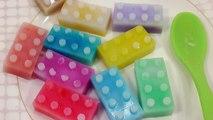 Bloc couleur cuisine bricolage Comment gelée Apprendre faire faire recette le le le le la à Il Couleur blocs lego lego gelée pudding pouding fabrication