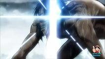 Levi GOD Mode vs Titan - Attack On Titan No Regrets Episode 2 OVA Shingeki no Kyojin