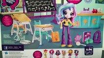 Et classe Équestrie de filles des rires cours petit mon jouer poney Ensemble Principal celestia h