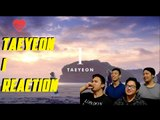"[4LadsReact] TAEYEON (태연) ft. Verbal Jint - ""I"" MV Reaction"