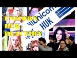 [4LadsReact] UNICORN(유니콘) _ HUK(헉) MV Reaction