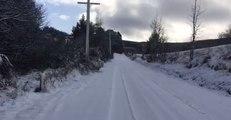 Snow Blankets Dunedin as Winter Storm Hits New Zealand