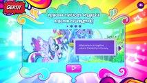 Par par fête pour des jeux enfants Roi petit mon poney Princesse crépuscule Gerle détincelles