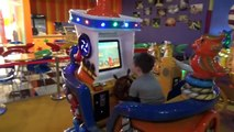 Centro entretenimiento Feliz tiempo para centro de entretenimiento para niños 2 vlog mundo mágico Dete