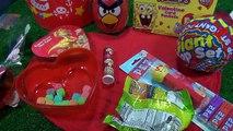 En colère des oiseaux Bonbons carte des chocolats Salle de classe dinosaure enfants Bob léponge Sorties de valentines
