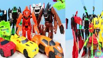 The BEST of Transformers Robots In Disguise Autobots vs Decepticons Part 2