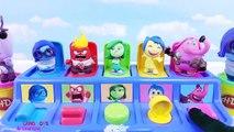 Les meilleures les couleurs pour à lintérieur enfant Apprendre apprentissage hors hors jouet vers le haut en haut vidéo Disney pixar pop pals surprises
