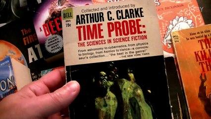 Time Probe - classic sci-fi anthology by Arthur C. Clarke