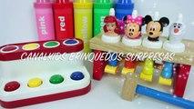 Les meilleures enfants les couleurs pour apprentissage souris vidéo Portugais de patrouille canine avec club-house Mickey