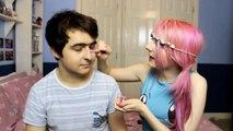 Mon petite amie Est-ce que mon maquillage