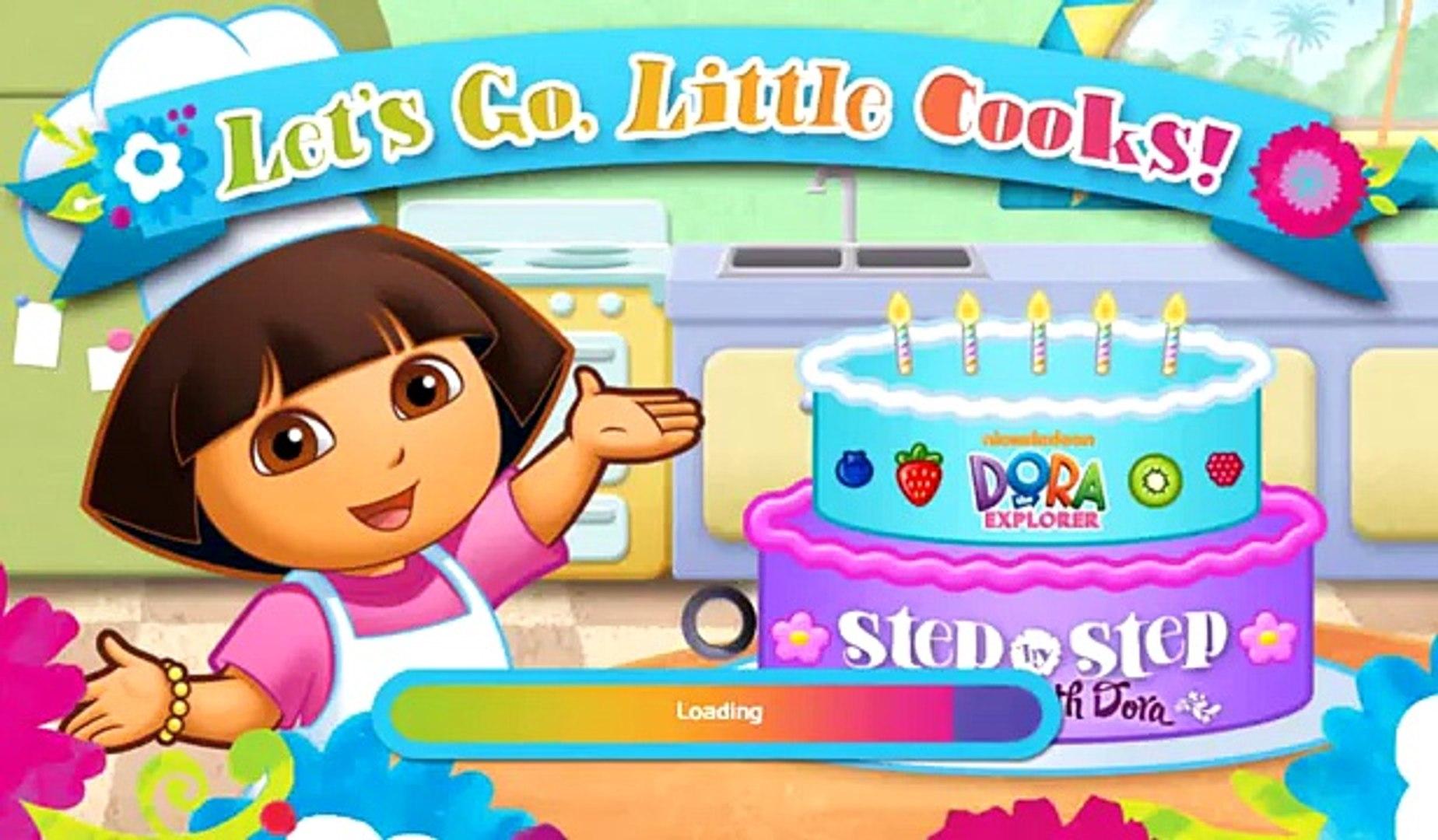 Una y una en un tiene una un en y Cueza al horno cumpleaños pastel  decoración Explorador juego en línea el con dora |