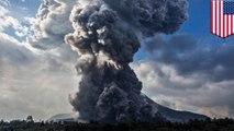 Letusan gunung berapi Alaska mempersulit situasi pesawat di udara - Tomonews