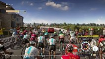 Tour de France 2017: Eymet - Pau, Stage 11, onzième étape, cycling cyclisme sport, PS4, Xbox One, PC