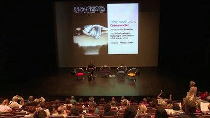 Table ronde autour du cinéma israélien aujourd'hui 1/2 - FIFLR