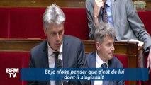 """""""Putain, il est chiant lui"""". Cette insulte de François De Rugy fait polémique à l'Assemblée"""