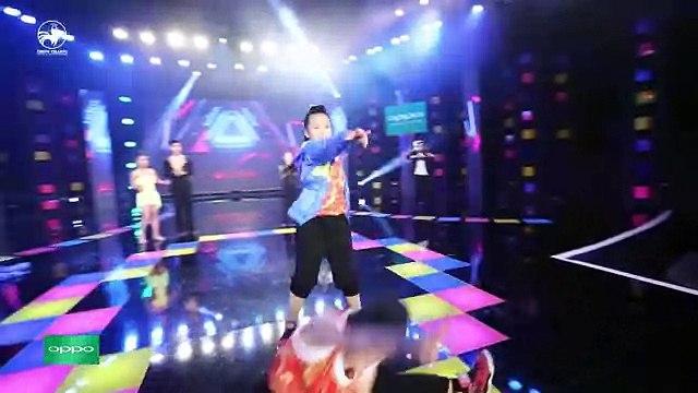 Người Hùng Tí Hon  Tập 12 Tài năng nhí khiêu vũ cùng tranh tài