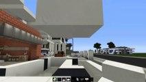 Una y una en un tiene una un en y coche fácil cómo hacer carrera deporte estilo para Minecraft tutorial ferrari 1.8