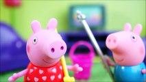 Un et un à un un à famille porc george Peppa ne se maman petit opéra de savon avec baguette magique