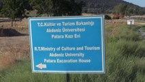 Antalya Patara Antik Kenti'nde Kazılar Başladı