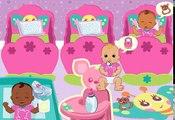 Bebé vivo tres bebés crianza juego en línea Juegos para Niños dibujos animados Niños
