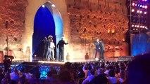 Jamel Debbouze tape un foot en plein milieu du Marrakech du rire