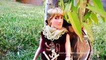 Gaston Takes Belle as Servant - Princess Drama Ep. 8 - Frozen Elsa & Anna Toys & Dolls Ser