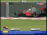 FORMULE 1 Grand Prix Du Brésil grille de depart 21 10 07