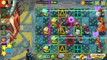 Plants vs Zombies 2 - Far Future Day 32: Massive Bot Swarm
