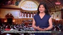 Confiance dans l'action publique : les temps forts - Les matins du Sénat (12/07/2017)