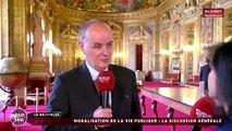 """Vincent Capo-Canellas dans le multiplex de l'émission """"Sénat 360"""" sur Public Sénat - 10 juillet 2017"""