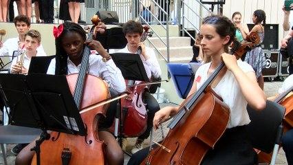 Fête de la musique 2017 - Le concert des académies franciliennes / 3