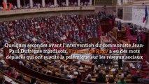 «Oh p..., il est chiant lui» : accusé de dérapage, François de Rugy s'explique