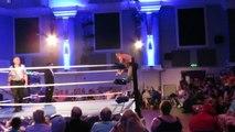 Jonathan Gale Vs Alan Lee Travis LDN Capital Championship LDN Wrestling Dorking 28 05 17