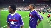 Les deux dernières minutes, du banc de touche, de France Brésil 1998...