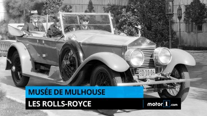 Musée de Mulhouse - Les Rolls-Royce