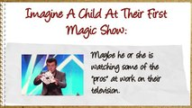 Become a Successful Magician for Fun or Profit  Learn The Secret Magic Tricks