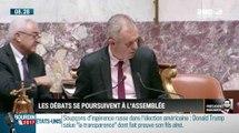 «Putain, il est chiant lui» : François de Rugy se lâche en pleine séance - ZAPPING ACTU DU 12/07/2017