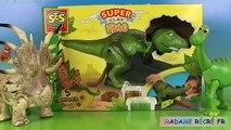 Pâte à modeler Dinosaure T-Rex Dinosaur Poop Super Clay Dino Surprise Oeufs Slime Dinosaur