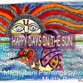 Madhubani Paintings by Mukta Rani