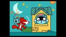 Animé bébé dessin animé des bandes dessinées éducatif pour enfants vidéo vidéos Pango storytime chi