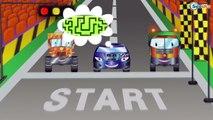 ✔ Camión, Coches de carreras. Caricaturas de carros. Coches Para Niños. Tiki Taki Coches ✔