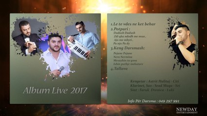 Astriti Halitaj - Potpuri (Album Live 2017)